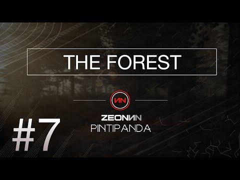 Mağaralara Dalıyoruz :) | The Forest w/ Pintipanda #7