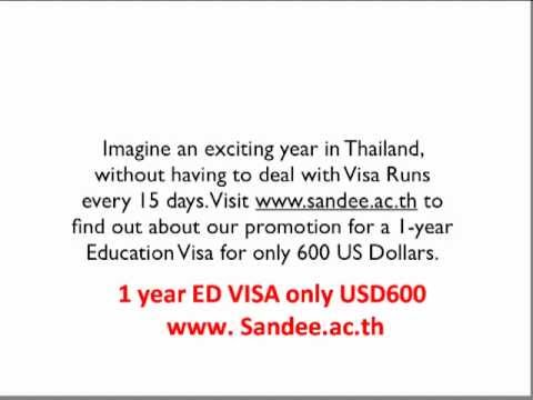 Sandee Thai Language School Bangkok - ED Visa - Thai Visa