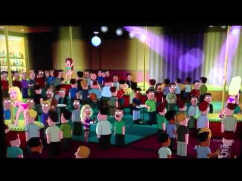 Family Guy - Mrs. Garrett - Girls, Girls, Girls