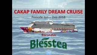 Cakap Family Dream Cruise