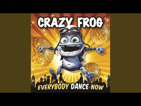 Daddy DJ (Crazy Frog Video Mix)