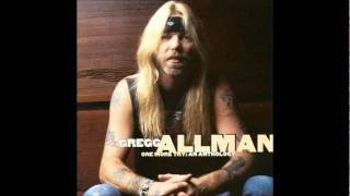 Watch Gregg Allman Multi Colored Lady video