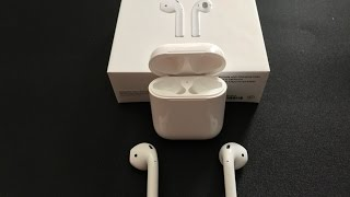 Unboxing: Apple AirPods