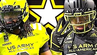 US Army All-American Bowl 2017 || Official Highlight Mix