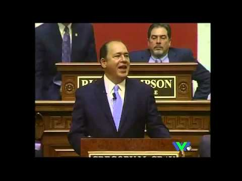 WV State of the State Address 2013 - Gov. Earl Ray Tomblin