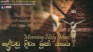 Morning Holy Mass - 12/08/2021