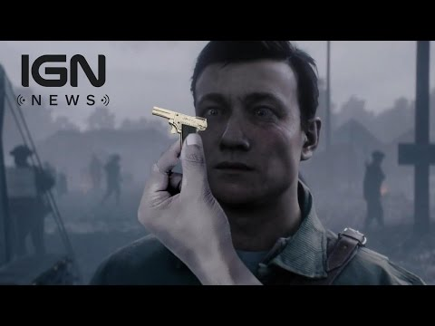 Battlefield 1 Includes One of History's Tiniest Guns - IGN News