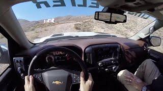 2014 Lingenfelter Chevrolet Silverado Reaper - WR TV POV Offroad Drive