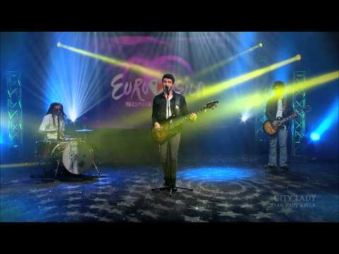RYAN PAUL ABELA - City Lady - Malta Eurovision Song Contest 2014