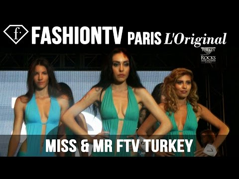 Miss & MR FTV Turkey 2014 at Bodrum Billionaire by Rocks Hotel & Casino | FashionTV