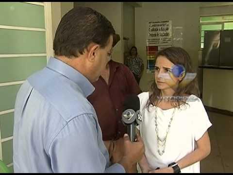 Indianópolis  -  médica rompe o silêncio e faz graves denúncias - parte 2