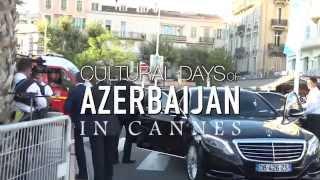 """Kannda """"Azərbaycan: ənənələr və gələcək ölkəsi"""" sərgisi"""