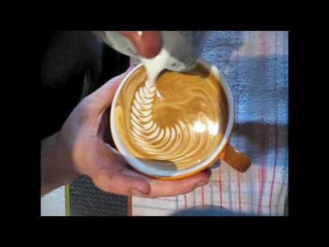 latte art- this is why i love my job