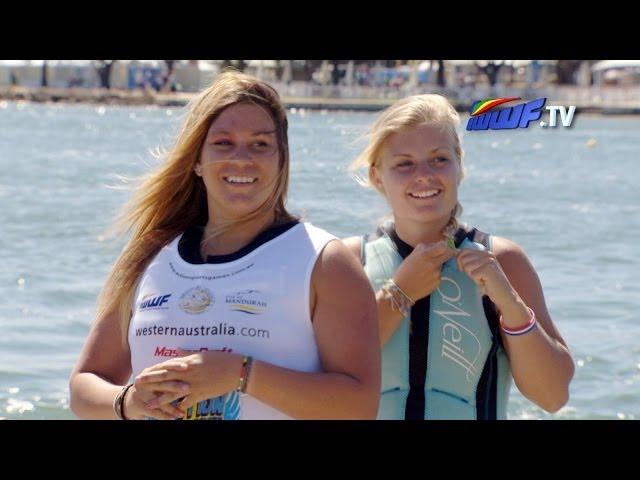 Pro-women's wake finals - Mandurah, Western Australia 2014