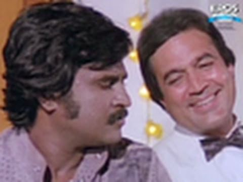 Rajnikanth Takes Revenge From Rajesh Khanna - Bewafai