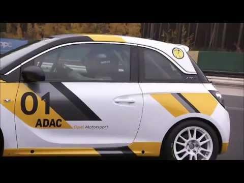 BigB.TV Opel Motorsport 2013 OPC VLN ASTRA und ADAM R1 RALLYE