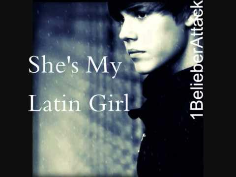 Justin Bieber - Latin Girl Lyrics Full Song 2010 video