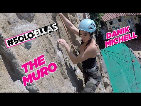DANIK MICHELL EN THE MURO EL RETO