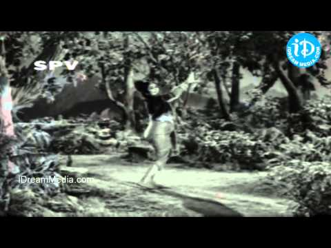 Bhagya Chakram Movie Songs - Vaana Kaadu Vaana Kaadu Song - Ntr - Saroja Devi B video