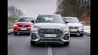 2019 Volvo XC40 vs 2019 BMW X1 vs 2019 Audi Q3
