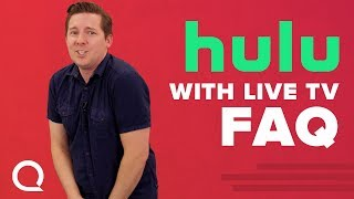 Hulu with Live TV | FAQ's, Tips & Tricks.... With a TWIST [+Blooper Reel😂]