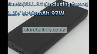 Dell latitude 14 rugged extreme 7404 5404 battery 11.1V 8700mAh