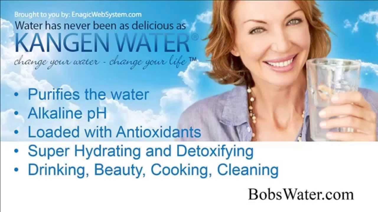 Alkaline Water Systems Enagic Kangen Water Ionizers