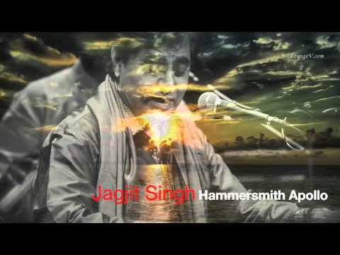 Jagjit Singh Live In London