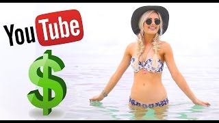 How much does Aspyn Ovard make on Youtube