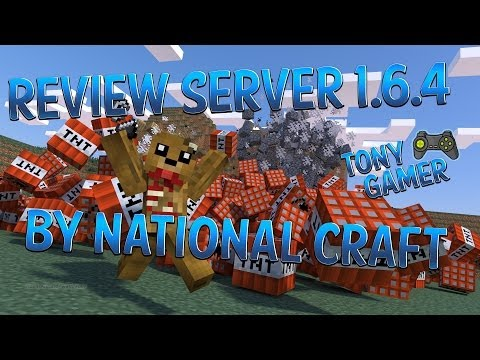 Review | Minecraft Server | ByNationalCraft | 1.6.4 | NO PREMIUM