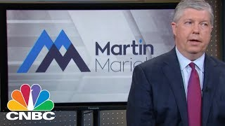 Martin Marietta Materials CEO: Crushing The Competition? | Mad Money | CNBC