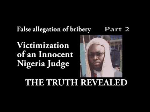 Gambia Corruption.. The Truth revealed about Justice wowo pt2