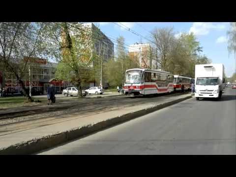 Авария на ул.Глеба-Успенского г.Нижний Новгород