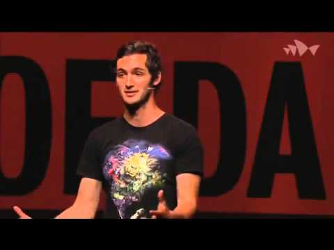 We are the Gods Now - Jason Silva at Sydney Opera House