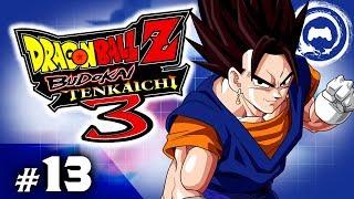 Dragon Ball Z Budokai Tenkaichi 3 Part 13  Tfs Plays