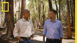 """America's Best Idea"" - President Obama on National Parks"