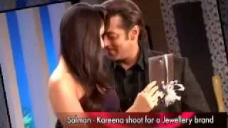 Salman Khan and Kareena Kapoor sizzle in ad