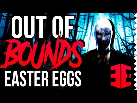Video Game Easter Eggs Hidden Out of Bounds!