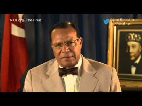 Louis Farrakhan Talks Alex Jones, Revolution, Pres. Obama, and Iran