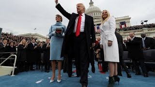 Takeaways from Inauguration Day