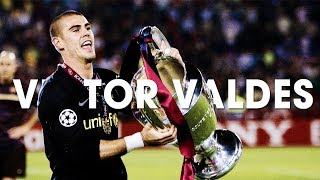 Victor Valdes | Người nắm giữ linh hồn thánh địa Camp Nou