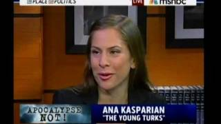 Rapture & 'Don't Say Gay' - Ana & Cenk on MSNBC