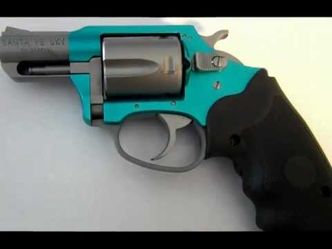 38 Special Charter Arms Santa Fe Ultra Lite