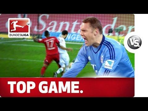 Party Crashers Borussia or Title Winners Bayern? Munich vs. Gladbach