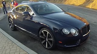 Bentley Continental GT V8S: One Take