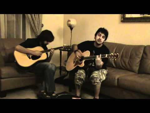 Mujeeb n Fadi - Inteha ho gai Intezaar ki (Acoustic Cover)