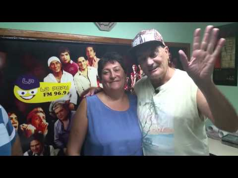 Testimonio de locutores de la radio de Rio Tercero Cordoba en la visita cruzada de milagros