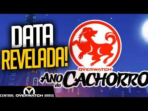 OVERWATCH - CONFIRMADA DATA DO NOVO EVENTO ANO DO CACHORRO! - Central Overwatch Brasil