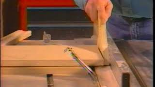 How To - Compound Miter Cuts with Table Saw