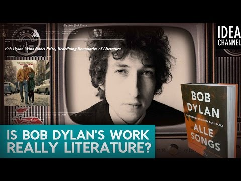 BUT WAIT: Is Bob Dylan's Work Really Literature?